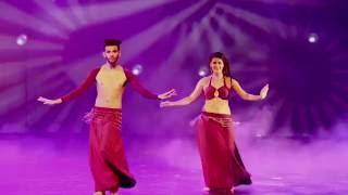 Best Belly Dance Ever |Tujhe Dekha To Yeh Jaana Sanam|