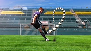 How To Shoot like Cristiano Ronaldo - Knuckleball Tutorial (In-Depth)