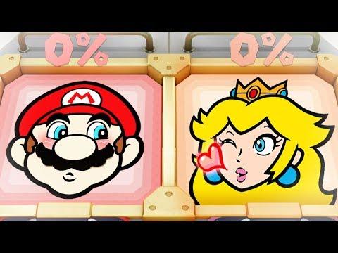 Super Mario Party All MiniGames