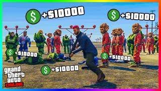 GAGNER 10,000$ PAR KILL (LIEN ACTIVITÉ ) - GTA 5 ONLINE ARGENT