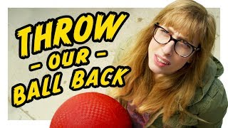 Can You Throw Our Ball Back? | CH Shorts