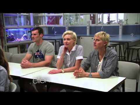 Ellen & Portia True love story