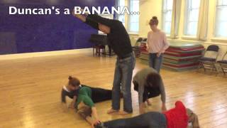 Drama Game for kids. Group Objects!