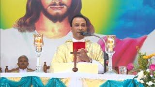 Holy Eucharist Celebrated on 16-01-2016 By Rev.Fr.Anil Kiran Fernandes, SVD