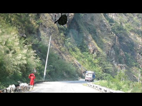 Xxx Mp4 Kathmandu To Pokhara Beautiful High Way Road Nepal Tourism 3gp Sex