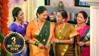 Marathi Hit Songs - Ghar Chi Laxmi - Ude Ga Ambabi - Alka Kubal Athlaye