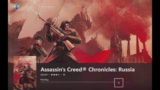 How to Download Assassin's Creed Chronicles: Russia - FREE game Xbox