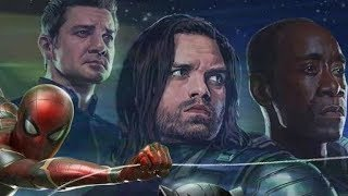 Avengers: Infinity War - Predicting The Fate Of Every Avenger