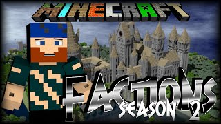 Minecraft | Factions PVP 2 | #3 THE BASE IS NOT A LIE
