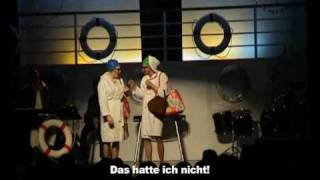 Bühnenfurz - The incredible fart movie