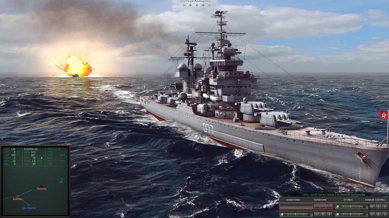 лучшая игра-симулятор подводной лодки