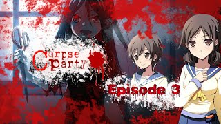 Corpse Party Anime Live Reaction with Friends ~ Episode 3
