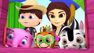 Nursery Rhymes Collection | Video for Children | Kindergarten Nursery Rhyme | Songs for Toddlers