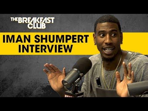 Iman Shumpert Talks Drake Rumors LeBron James His New Project Substance Abuse More