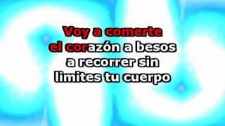 Entre la Tierra y El Cielo (con letra) - Los Nocheros, Paz Martinez Karaoke