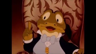 Rankin/Bass, Wind in the Willows - Ending