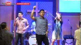 Ajaib Kau Tuhan - JPCC Worship - One In Love's Band 2014 COVERED