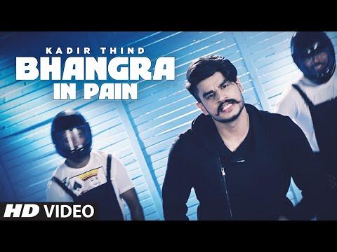 New Punjabi Song | Bhangra In Pain | Desi Routz | Kadir Thind | Latest Punjabi Song 2016