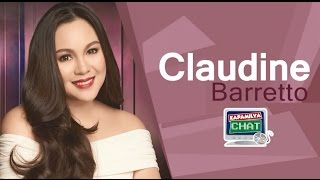 Kapmilya Chat with Claudine Barretto for Etiquette for Mistresses