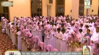تراويح ليلة 11 رمضان 1434 كامله للشيخ ناصر القطامي من قناة ايات