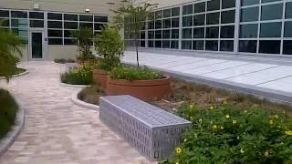 FAU Engineering Roof Garden