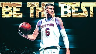 "Kristaps Porzingis - ""I CAN BE THE BEST NBA PLAYER"""