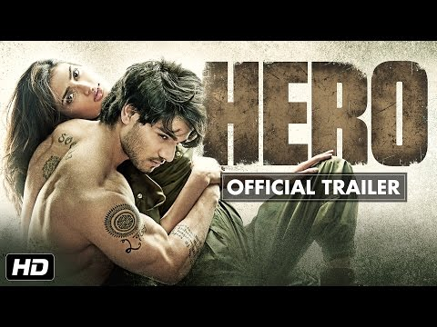 Hero | Official Trailer With English Subtitles | Sooraj Pancholi & Athiya Shetty | Salman Khan