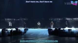 Super Junior - Don't Leave Me (Live) (Indo Sub)