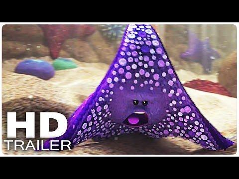 FINDING DORY All Trailer Disney Movie 2016