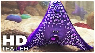 FINDING DORY All Trailer | Disney Movie 2016