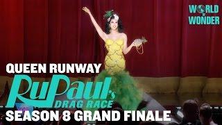 Queen Runway: Audience Warmup - RuPaul's Drag Race Season 8 Grand Finale