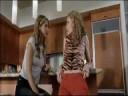 Sarah Michelle Gellar and Rebecca Gayheart get friendly in HARVARD MAN