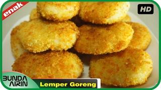 Cara Membuat Lemper Goreng Resep Jajanan Indonesia Recipes Indonesia Bunda Airini