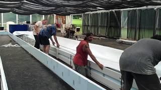 O'Leary Aquaponic Build