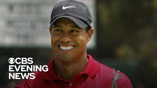 Tiger Woods scores a solid third round at the Masters