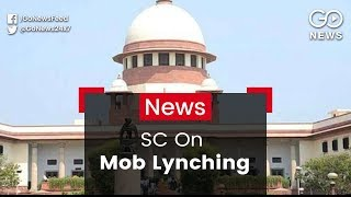 SC: Action Against Lynchings