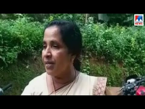 അഞ്ചല് പൊലീസ് സ്റ്റേഷനില് വീട്ടമ്മയുടെ ആത്മഹത്യാഭീഷണി  HouseWife Suicide Attempt