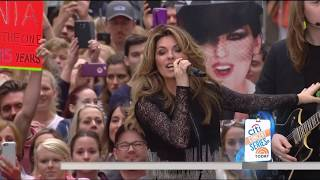 Shania Twain   That Don t Impress Me Much Today 16 06 2017 HD.
