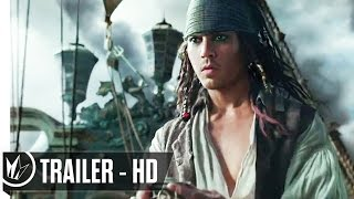 Pirates of the Caribbean Dead Men Tell No Tales Official Trailer #2 -- Regal Cinemas [HD]
