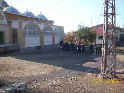 Tokat Turhal Üçyol Köyü Yeni Camii