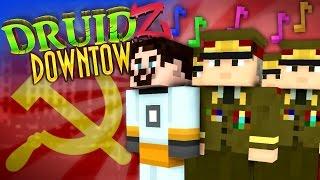 Minecraft Mods Druidz Downtown #143 - REDSTOK