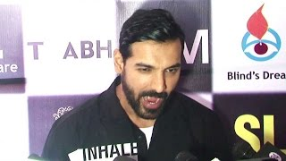 ANGRY John Abraham's BEST Reply On Bollywood Actors Getting Abused & Trolled On Social Media