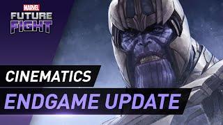 [MARVEL Future Fight] - Avengers: Endgame Update Cinematic Trailer