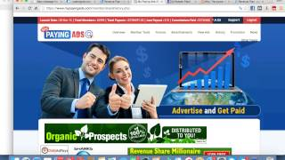 MyPayingads  Mypayingads tutorial and Best Strategy and how to start with Mypayingads