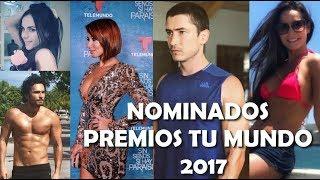 Sin senos si hay paraíso Nominados a Premios tu mundo 2017