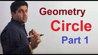 Geometry Part 30 Circle Part - 1 By Abhinay Sharma (Abhinay Maths)