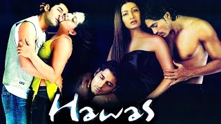 """Hawas"" | Full Hot Hindi Movie | Meghna Naidu | Shawar Ali"