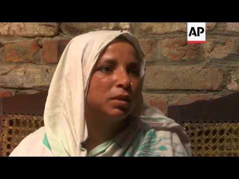 ONLY ON AP Man kills his sister in Pakistan