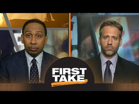 Stephen A. on Damian Lillard after Game 2 loss He s been completely shut down' First Take ESPN