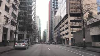 Go Downtown Vancouver  BC CANADA